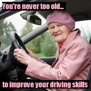 older driving skills