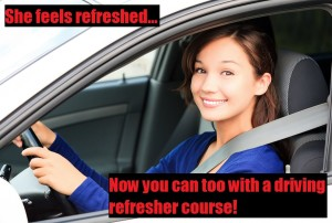 refresher driving course nottingham
