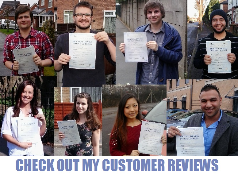 reviews for driving lessons nottingham