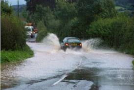driving instructors nottingham floods